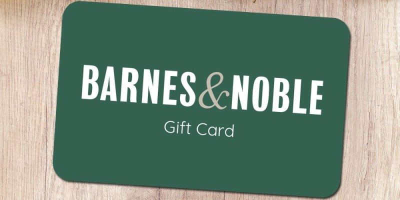Barnes and Noble Gift Card Balance